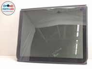 2011-2017 PORSCHE CAYENNE 958 REAR PANORAMIC SUN ROOF MOON GLASS WINDOW PANEL