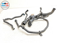 17-18 LAND ROVER DISCOVERY 5 L462 3.0L ENGINE COOLANT LINES PIPE THERMOSTAT SET