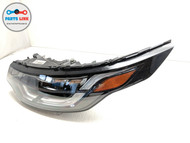 2017-2019 LAND ROVER DISCOVERY L462 LEFT DRIVER HEADLIGHT LAMP LED W/BALLAST AFS