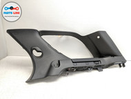 2017 LAND ROVER DISCOVERY L462 RIGHT REAR QUARTER C D PILLAR TOP WINDOW TRIM RH