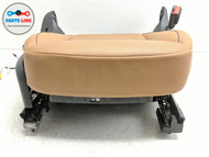 17-19 LAND ROVER DISCOVERY L462 FRONT RIGHT SEAT BOTTOM CUSHION PAD COVER TRACK