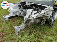 2017 LAND ROVER DISCOVERY 5 L462 FRONT LEFT DRIVER APRON FRAME RAIL SUPPORT CUT