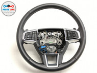 15-18 LAND ROVER DISCOVERY SPORT L550 STEERING WHEEL CRUISE RADIO PADDLE SHIFTER