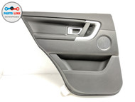 2015-2018 LAND ROVER DISCOVERY SPORT L550 REAR LEFT DOOR TRIM PANEL HANDLE COVER #DS090419