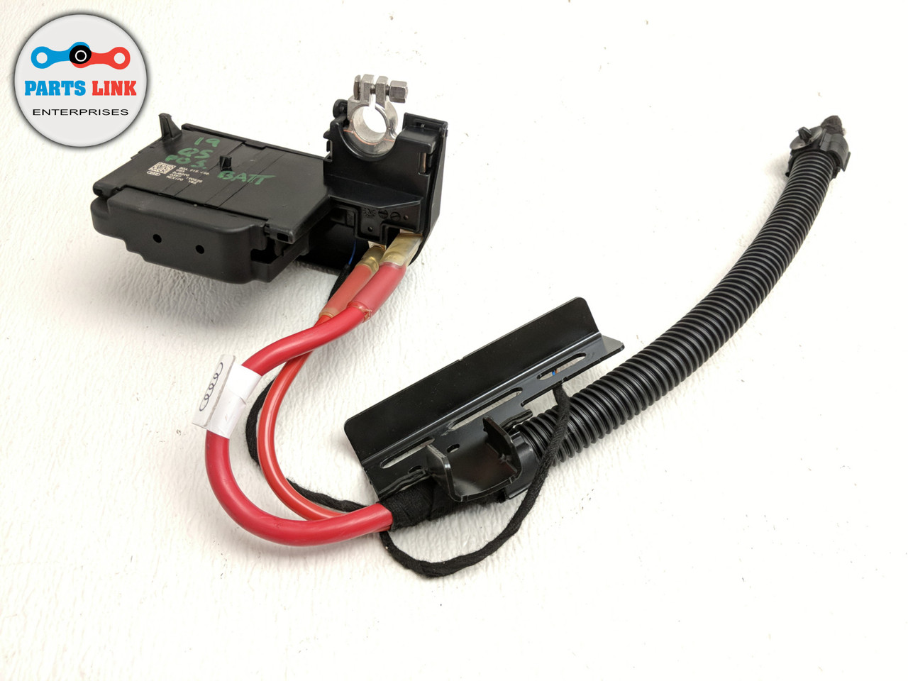 2018-2019 AUDI Q5 FY BATTERY POSITIVE TERMINAL CABLE HARNESS WIRE FUSE  WIRING OE - PARTS LINK ENT | Audi Q5 Wiring |  | Parts Link Enterprise