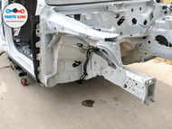 2018-2019 AUDI Q5 FY FRONT RIGHT APRON INNER FENDER STRUCTURE FRAME BODY CUT OFF