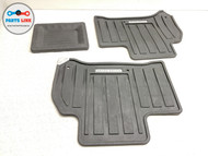 2014-2018 RANGE ROVER SPORT L494 REAR ROW FLOOR MAT RUBBER ALL WEATHER SET OF 3