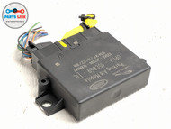 2014 RANGE ROVER SPORT L494 REAR LEFT PARKING AID ASSIST PDC CONTROL MODULE UNIT