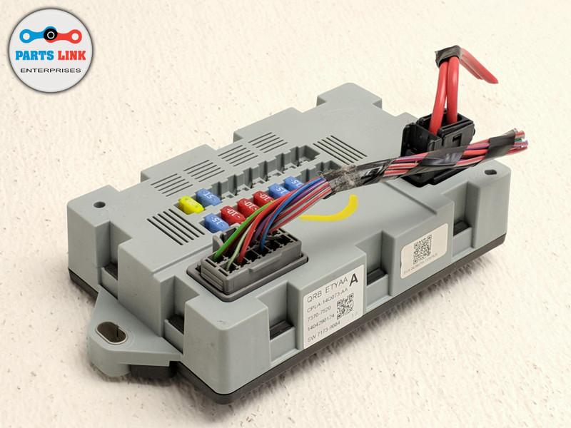 [DIAGRAM_38YU]  2014-2015 RANGE ROVER SPORT L494 REAR RIGHT CARGO QUARTER FUSE BOX BLOCK  RELAY - PARTS LINK ENT   Rover 800 Fuse Box      Parts Link Enterprise