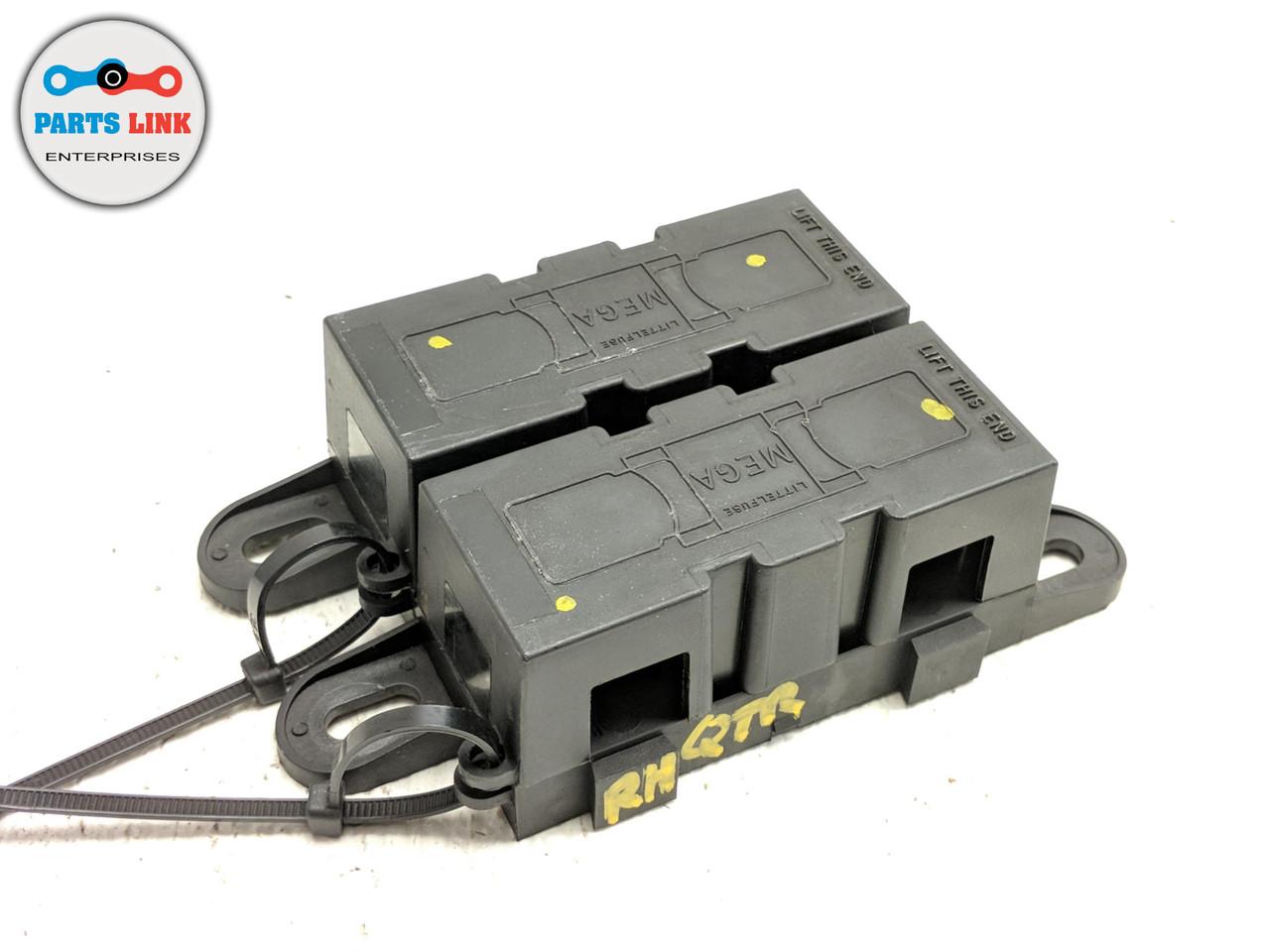 2014-2016 RANGE ROVER SPORT L494 RIGHT QUARTER PANEL MEGA FUSE BOX BLOCK  L405 - PARTS LINK ENT | 2014 Range Rover Sport Fuse Box |  | Parts Link Enterprise