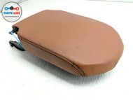 2014-2017 RANGE ROVER SPORT L494 FRONT CENTER CONSOLE ARMREST LID TRAY COVER TAN #RS102919