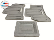 2014-2018 RANGE ROVER SPORT L494 REAR FLOOR ALL WEATHER RUBBER MAT COVER SET-3