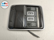 2018-2019 RANGE ROVER VELAR L560 FRONT OVERHEAD DOME LIGHT CONSOLE ROOF SWITCH