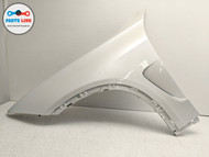 2014-2018 BMW X5 F15 FRONT LEFT DRIVER FENDER PANEL ARCH COVER LH OEM SILVER