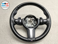 2014-2018 BMW X5 F15 M SPORT HEATED STEERING WHEEL CRUISE PADDLE GEAR SHIFTERS