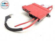 2014-2017 BMW X5 F15 REAR BATTERY JUNCTION RELAY CABLE TERMINAL BLOCK BOX MODULE