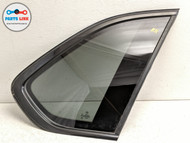 2014-2018 BMW X5 F15 REAR RIGHT QUARTER PANEL VENT WINDOW GLASS TRIM MOLDING OEM