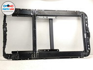 2014-2017 BMW X5 F15 UPPER PANORAMIC MOON SUN ROOF FRAME TRACK RAIL SUPPORT OEM