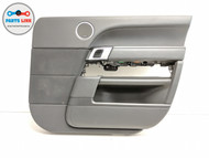 13-17 RANGE ROVER L405 FRONT RIGHT PASSENGER DOOR TRIM PANEL ARMREST CARD SWITCH #LD100219