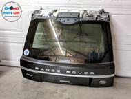 2013-2019 RANGE ROVER L405 REAR UPPER TRUNK LIFT GATE HATCH DECK LID GLASS TRIM