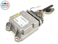 2012-2013 RANGE ROVER EVOQUE L538 RESTRAINT AIR BAG SRS CONTROL MODULE UNIT ECU