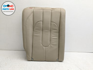 2012-2013 RANGE ROVER EVOQUE L538 REAR RIGHT UPPER SEAT BACK REST CUSHION COVER