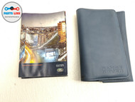 2012 RANGE ROVER EVOQUE L538 OWNERS MANUAL GUIDE WARRANTY BOOK CASE SET ASSEMBLY