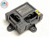 2012-2013 RANGE ROVER EVOQUE L538 FRONT LEFT DRIVER DOOR CONTROL MODULE UNIT ECU