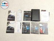 2012 JAGUAR XJ X351 OWNERS QUICK START GUIDE MANUAL BOOK CASE SET ASSEMBLY