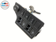 17-19 LAND ROVER DISCOVERY 5 L462 REAR LEFT SEAT FOLDING CONTROL SWITCH CLUSTER