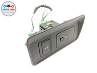 2017-2018 LAND ROVER DISCOVERY 5 L462 DASH CLUSTER DIM TRUNK OPEN RELEASE SWITCH