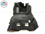 17-18 LAND ROVER DISCOVERY 5 L462 FRONT LEFT DRIVER FLOOR CARPET MAT COVER LINER