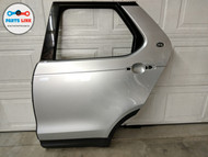2017-2019 LAND ROVER DISCOVERY L462 REAR LEFT DOOR SHELL SKIN FRAME WINDOW TRIM