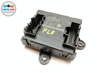 2018-2019 LAND ROVER DISCOVERY 5 L462 FRONT LEFT DRIVER DOOR CONTROL MODULE UNIT #LD020120