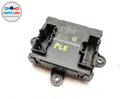2018-2019 LAND ROVER DISCOVERY L462 REAR LEFT DOOR CONTROL MODULE UNIT BRAIN ECU