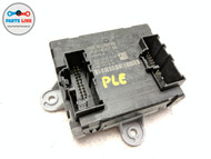 2018-2019 LAND ROVER DISCOVERY L462 FRONT RIGHT PASSENGER DOOR CONTROL MODULE RH
