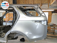 17-19 LAND ROVER DISCOVERY L462 REAR LEFT QUARTER PANEL FRAME BODY STRUCTURE CUT
