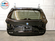 2018-2019 BMW X3 G01 REAR TRUNK DECK LID LIFT TAILGATE SHELL GLASS TRIM HINGES