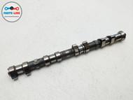 09-18 PORSCHE CAYENNE 958 TURBO 4.8L V8 ENGINE MOTOR LEFT EXHAUST VALVE CAMSHAFT