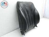 14-17 MERCEDES S550 W222 FRONT LEFT DRIVER SEAT BACK REST CUSHION COVER SRS BAG #MB012220