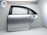 14-17 MERCEDES S550 W222 REAR LEFT DOOR SHELL FRAME PANEL WINDOW TRIM MOLDING LR #MB012220