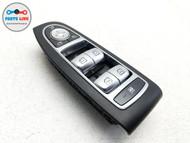 14-17 MERCEDES S550 W222 LEFT DRIVER MASTER MAIN POWER DOOR WINDOW SHADE SWITCH