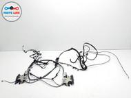 2013-2019 MERCEDES SL550 R231 CONVERTIBLE HARD TOP LATCHES LOCKS WIRING LINE SET #SL122019