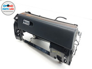 13 2013 MERCEDES SL550 R231 PASSENGER DASH GLOVE BOX STORAGE WOOD TRIM ASSEMBLY #SL122019