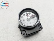 2013-2016 MERCEDES SL550 R231 CENTER DASH BOARD ANALOG CLOCK TIME GOUGE ASSEMBLY #SL122019