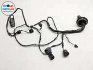 16 2016 RANGE ROVER SPORT L494 REAR BODY BUMPER HARNESS WIRING CABLE PLUGS OEM