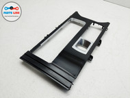 14-17 RANGE ROVER SPORT L494 FRONT CENTER CONSOLE TRIM SHIFTER BEZEL COVER PLATE