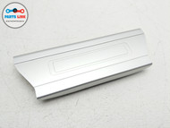 14-19 RANGE ROVER SPORT L494 REAR RIGHT INNER DOOR SILL SCUFF PLATE METAL COVER