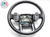 2014-2019 RANGE ROVER SPORT L494 DRIVER HEAT STEERING WHEEL RADIO CRUISE SWITCH