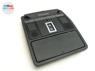 18-20 RANGE ROVER EVOQUE L551 ROOF DOME OVERHEAD CONSOLE LIGHT SUN ROOF SWITCH